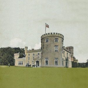 The castle is passed on to William Agnew – 1834